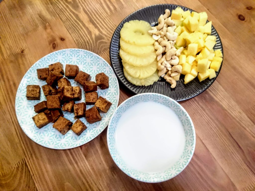 dynia ananas nerkowce