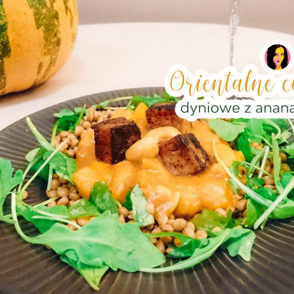 Orientalne curry dyniowe