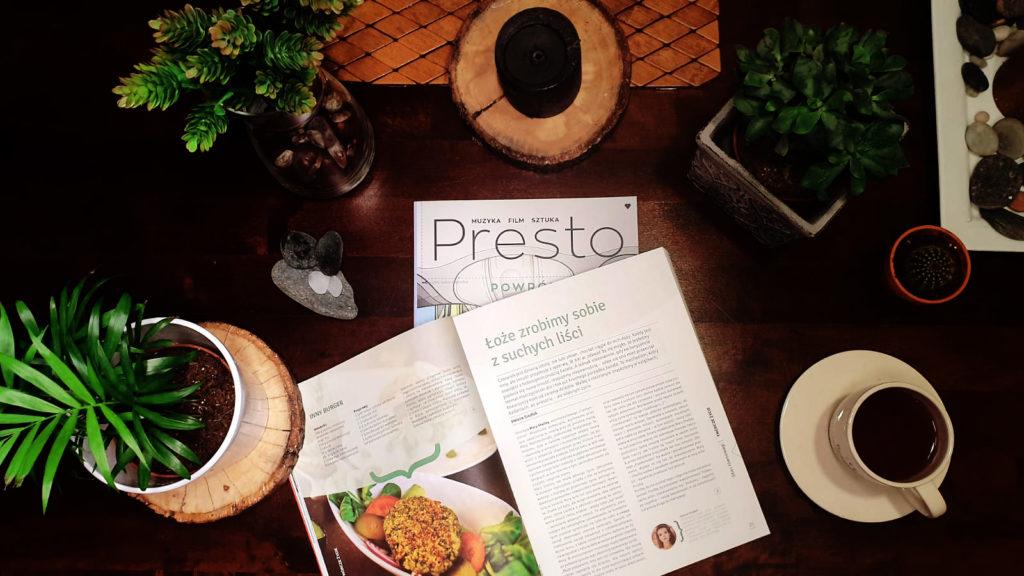 Magazyn Presto