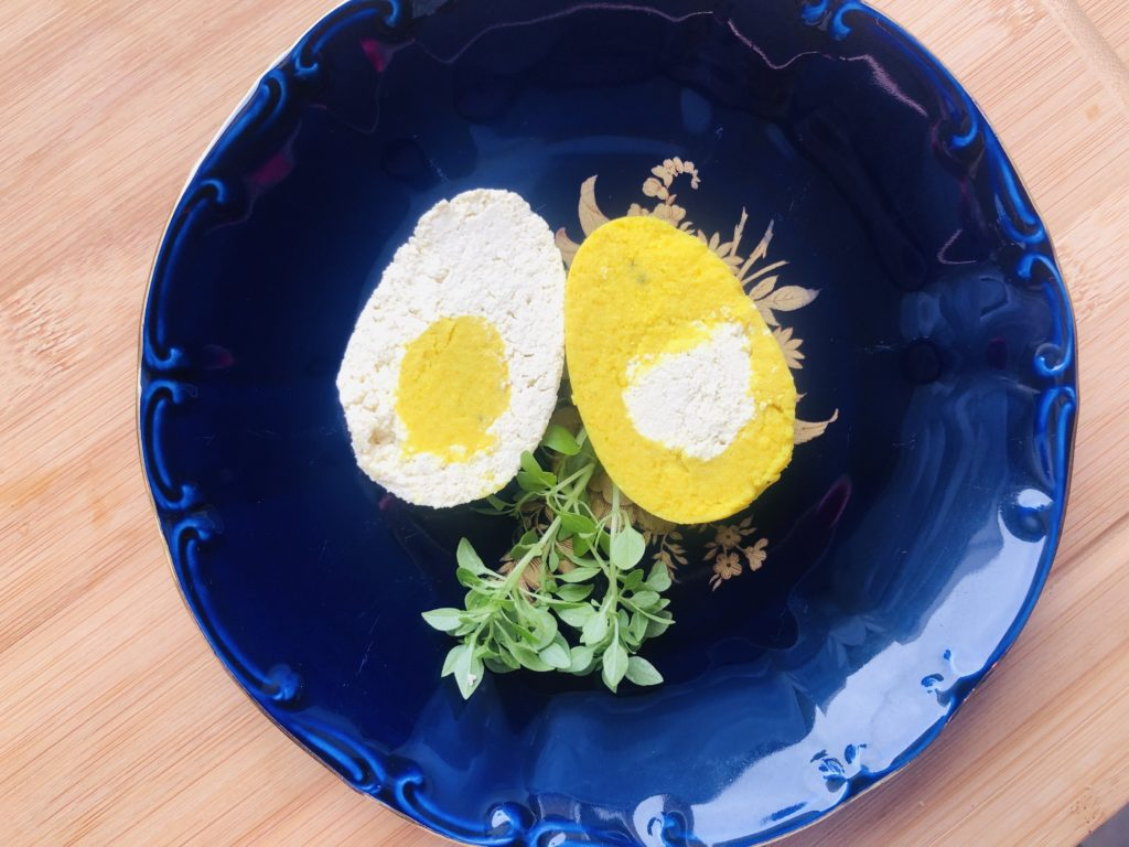 Wegańskie jajka